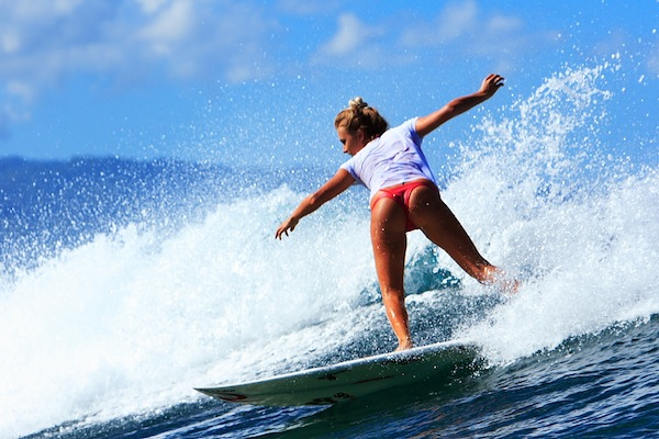 Alana Blanchard at her best