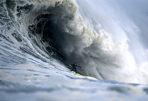 hardcore surfer