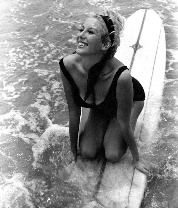 sumptuous surfer girl