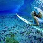 alana blanchard underwater