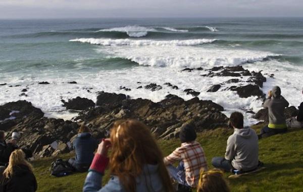 surf zombies meditating