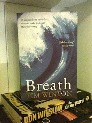 Breath Tim Winslow