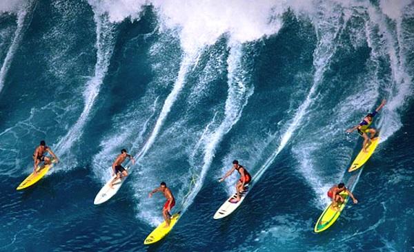 drop in surf etiquette