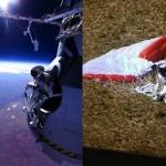 felix baumgartner jump and landing
