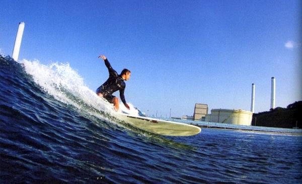 fukushima surfing