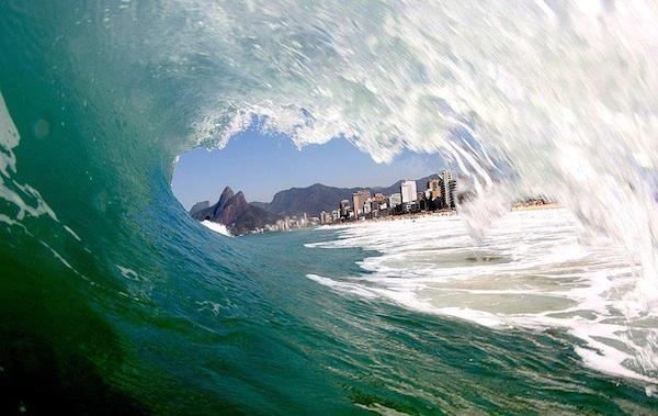 ipanema beach barrel