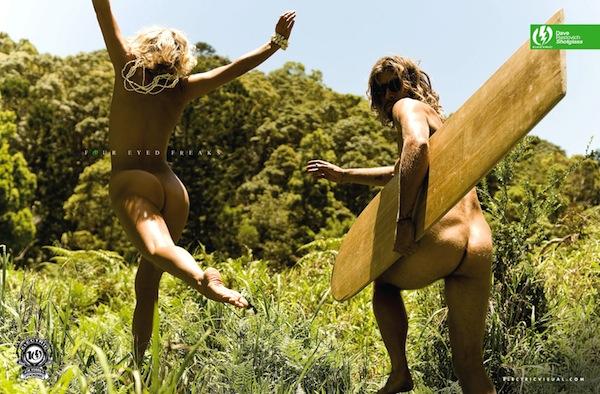 Dave Rastovich naked
