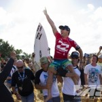 Joel Parkinson parko world champ