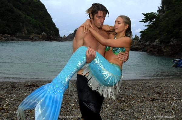 david rastovich & hannah fraser mermaid