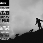 Finisterre Winter Workshop Sale – This Saturday