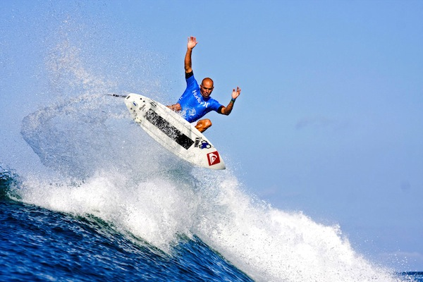 kelly slater best surfer ever
