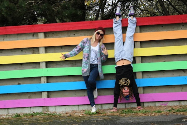 Hannah Bristow Dannie surfer girls