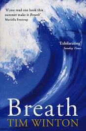 breath tim winton