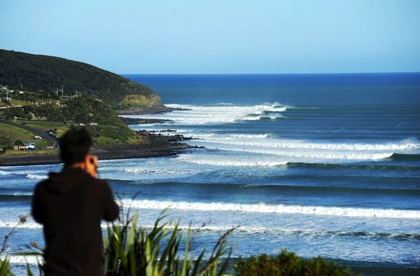 Raglan on a good day