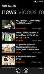 surf gallery app image