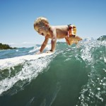 Choosing a surfboard for your kid