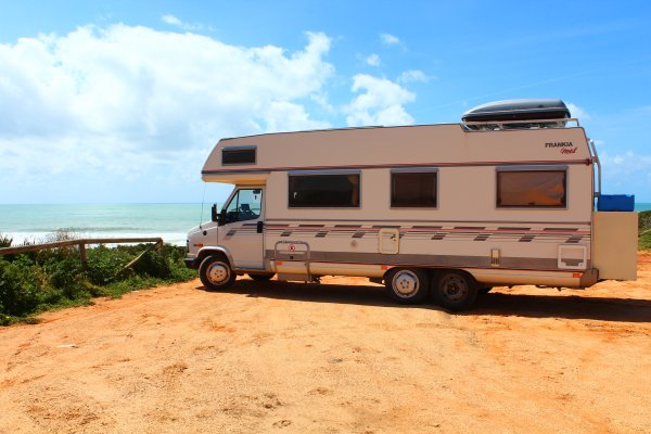 The ultimate surf tour vehicle