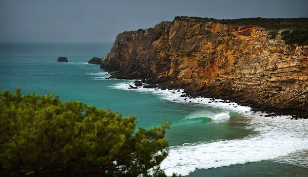 Algarve South coast