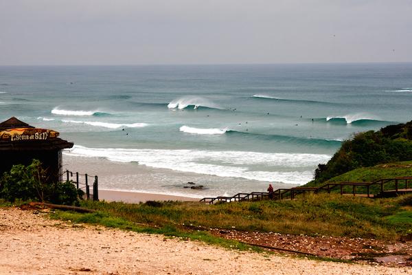 Algarve surf Amado Strand
