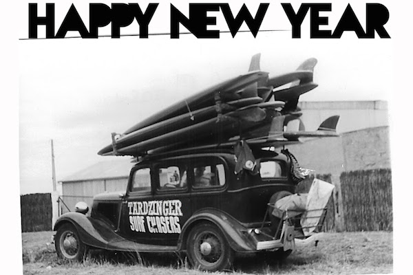 surf wagon new year