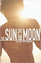 The sun and the moon by Leslie McAdam