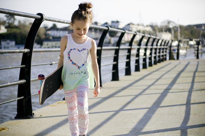 Animal - Skater girl