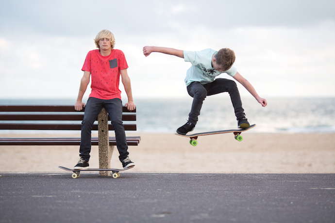 Animal boys surf wear - skaters