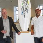 Buy Kurt Jackson surf inspired art and raise funds for SAS