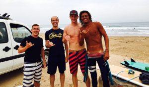 Shaka - universal surfer language