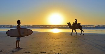 A surf trip to Taghazout