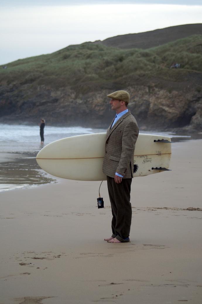Board meeting Cornwall style