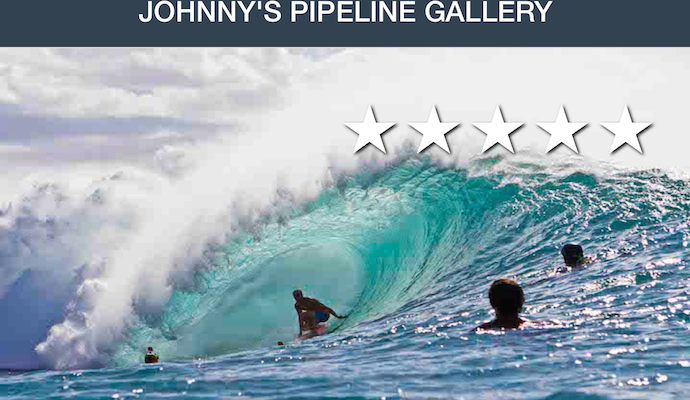 Dream waves at Pipeline