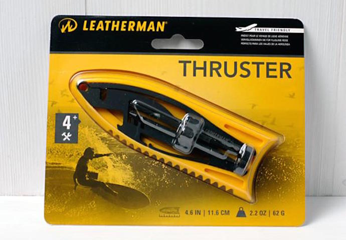 The Leatherman Thruster