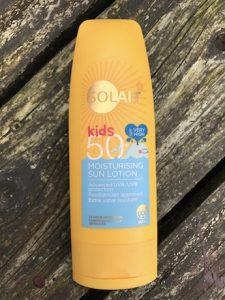 solait sunscreen