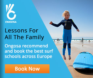 Ongosa surf lessons