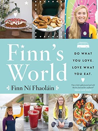 Finn's World cookbook cover