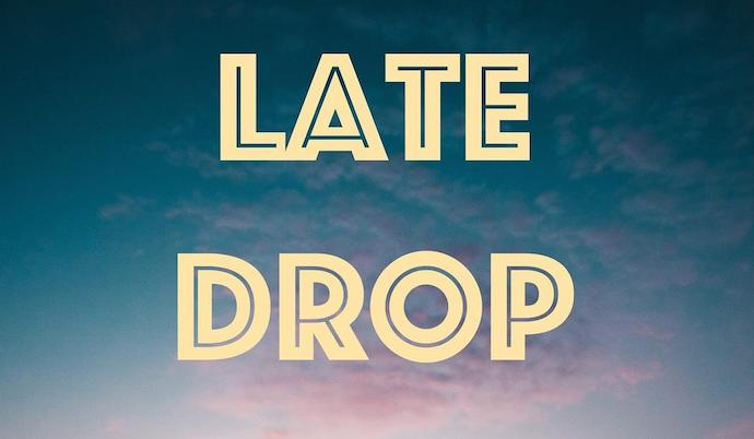 Late drop surf forecast logo