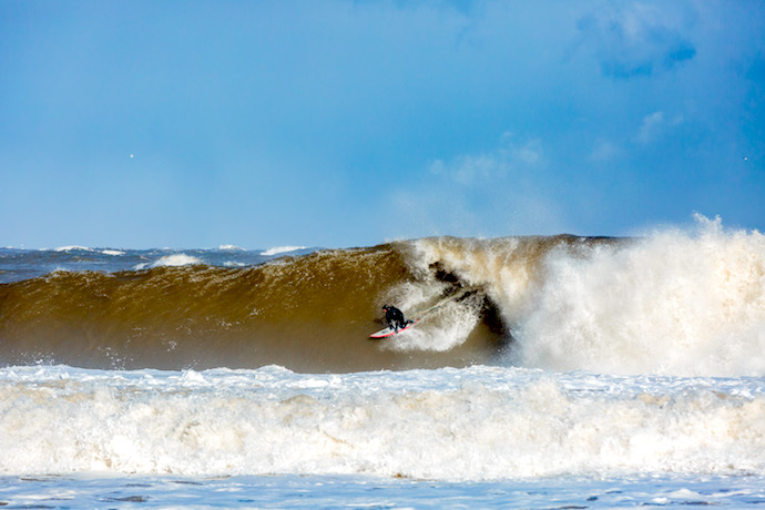 Barrel Sequence - Chris Kendall Photography