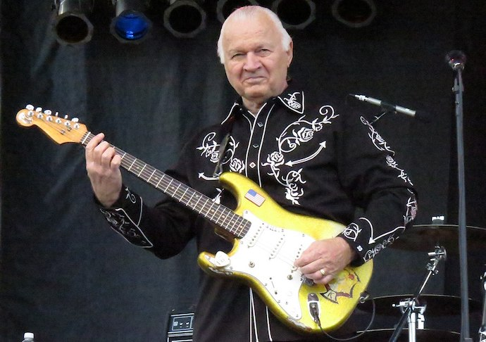 Dick Dale Legendary Surf Guitarist
