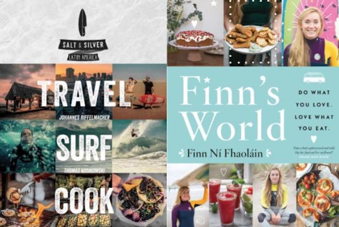 surf cook book gifts