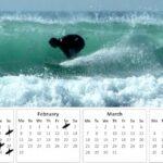 52 surf tally chart