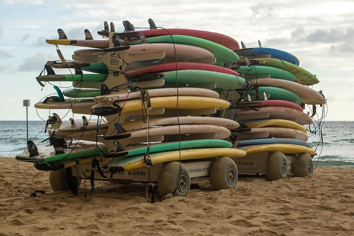 soft-surfboards-stacked