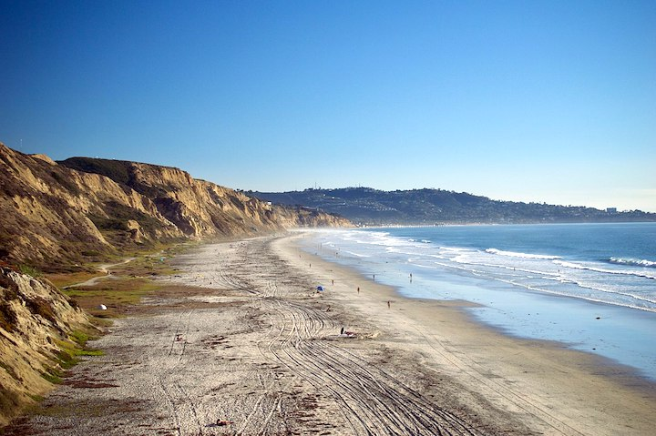 black's beach San Diego