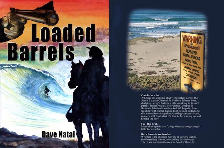 Loaded barrels covers